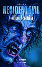 codigo veronica (resident evil) s.d. perry 9788448039615