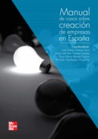 manual de casos sobre creacion de empresas 9788448179915