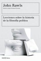 lecciones sobre la historia de la filosofia politica-john rawls-9788449333415