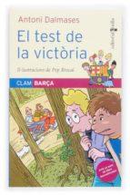 CLAM BARÇA: EL TEST DE LA VICTORIA
