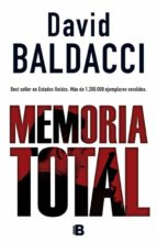 memoria total (serie amos decker 1)-david baldacci-9788466658515