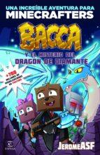 minecraft. bacca y el misterio del dragón de diamante (ebook)-9788467046915