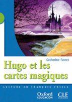 hugo et les cartes (2º eso) (lectura)-catherine favret-9788467322415