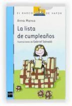 la lista de cumpleaños-anna manso munne-9788467556315