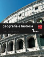 geografía e historia 1º eso savia general ed 2015 2 9788467576115