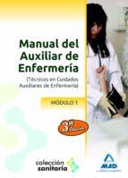 MANUAL DEL AUXILIAR DE ENFERMERIA. MODULO I
