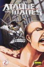 ataque a los titanes 02 hajime isayama 9788467909715