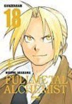 Fullmetal Alchemist Kanzenban Vol. 18,Hiromu Arakawa,Norma Editorial  tienda de comics en México distrito federal, venta de comics en México df