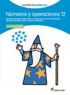numeros y operaciones 12 9788468013015