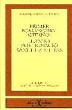 primer romancero gitano ; llanto por ignacio sanchez mejias (2ª e d.)-federico garcia lorca-9788470395215
