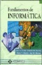fundamentos de informatica luis alfonso ureña lopez 9788478972715