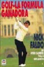 golf: la formula ganadora-nick faldo-9788479020415