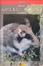 atlas de los mamiferos terrestres de españa-9788480144315
