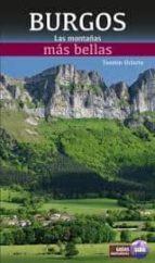 las montañas mas bellas de burgos-txomin uriarte-9788482165615