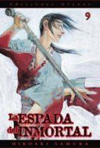 la espada del inmortal nº 9-hiroaki samura-9788484493815