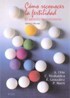 como reconocer la fertilidad: el metodo sintotermico (5ªed.) ana otte de soler concepcion medialdea fernandez 9788484692515