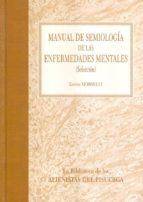 manual de semiologia de las enfermedades mentales  jose maria alvarez 9788484739715