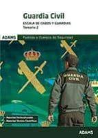 GUARDIA CIVIL ESCALA DE CABOS Y GUARDIAS TEMARIO 2