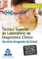 técnico superior de laboratorio de diagnóstico clínico del servicio aragonés de salud. test específico-9788490938515
