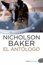 el antologo-nicholson baker-9788492723515