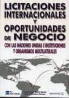 licitaciones internacionales y oportunidades de negocio 9788492735815
