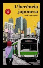 l herencia japonesa-jordi font agusti-9788494731815