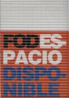 f.o.d espacio disponible-9788496898615