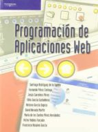 programacion de aplicaciones web-9788497321815