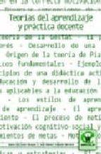 teorias del aprendizaje y practica docente pedro gallardo vazquez 9788498235715