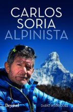 carlos soria alpinista-marc ginesta-jordi ricart-9788498293715