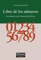 el libro de los numeros: los numeros en la formacion de lexico santiago segura munguia 9788498302615