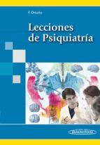lecciones de psiquiatria-felipe ortuno sanchez pedreno-9788498352115