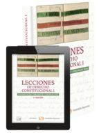 lecciones de derecho constitucional i (3ª ed.) juan maria bilbao 9788498987515