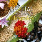 recetas con cereales integrales 9788499284415