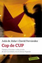 cop de cup-julia de jodar muñoz-david fernandez-9788499309415