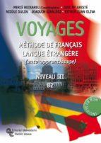 voyages: méthode de français langue étrangère. niveau iii-b2-mercè boixareu vilaplana-9788499611815