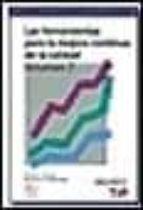 las herramientas para la mejora continua de la calidad (vol. 2)-richard y. chang-matthew e. niedzwiecki-9789506412715
