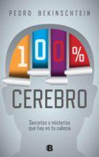 100% cerebro (ebook)-pedro bekinschtein-9789876278515