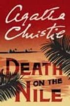 death on the nile (neues cover)-agatha christie-9780007119325