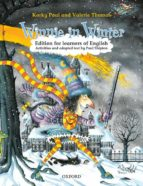 winnie in winter: with activity booklet valerie thomas paul korky 9780194319225