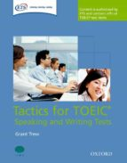 tactics for toeic speaking & writing test pack 9780194529525