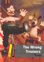 dominoes 1. the wrong trousers mp3 pack 9780194634625
