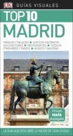 madrid 2018 (guia visual top 10)-9780241338025
