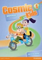 cosmic kids 1 workbook 9781408247525