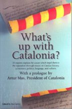 El libro de What s up with catalonia? autor VV.AA. DOC!