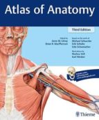 atlas of anatomy 3º edicion anne m. gilroy 9781626232525