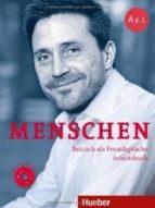 menschen a2.1 arbeitsbuch mit audio-cd-anna breitsameter-9783193119025