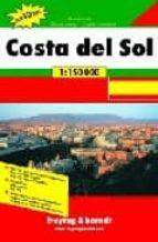 costa del sol (1:150000) (freytag & berndt) 9783707901825