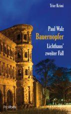 bauernopfer (ebook)-paul walz-9783954750825