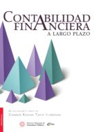contabilidad financiera a largo plazo (ebook) carmen karina tapia iturriaga 9786078384525